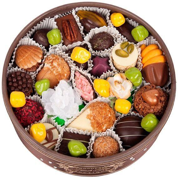 Шоколадный набор Флоренция шоколадный набор люблю