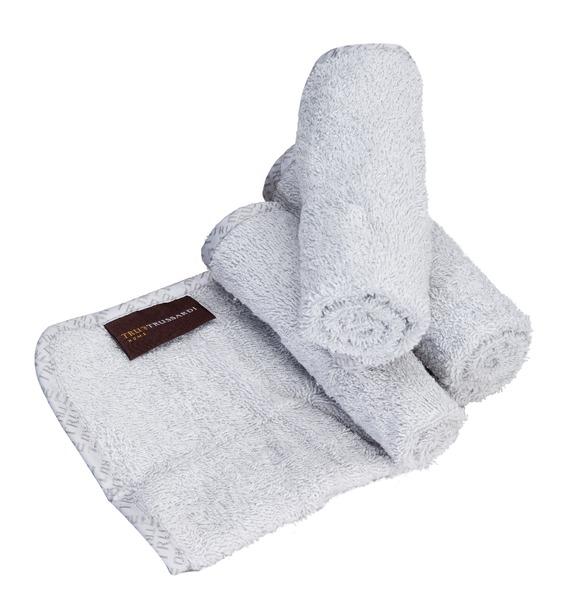 Набор сумочка и 3 полотенца TRUSSARDI – фото № 2