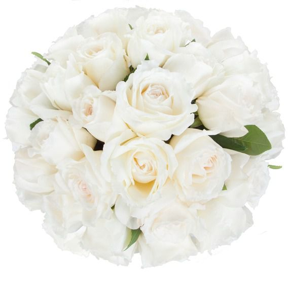 Букет ароматных пионовидных роз Princess Miyuki – фото № 5