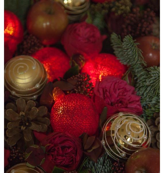 Композиция Счастливый Новый Год – фото № 4