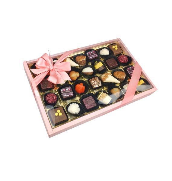 Конфеты ручной работы из бельгийского шоколада Флёранс – фото № 3