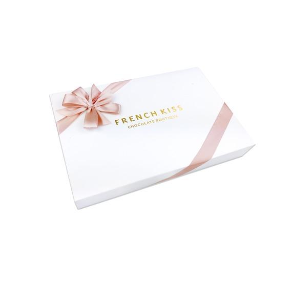Конфеты ручной работы из бельгийского шоколада С Днем Рождения – фото № 2