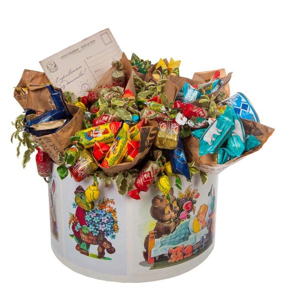 Подарочная коробка Сладкая жизнь – фото № 4