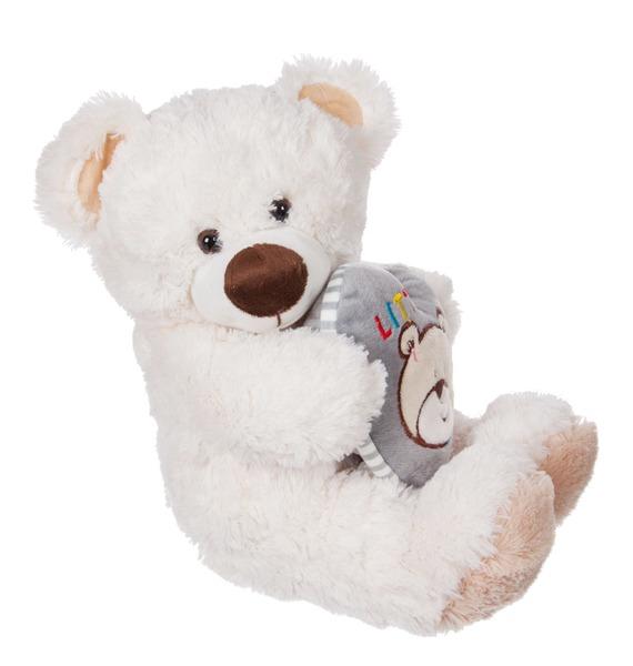 """Мягкая игрушка """"Мишка Лоренс"""" (36 см) цена и фото"""