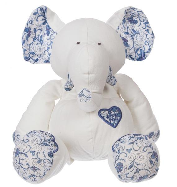 Фото - Мягкая игрушка Слон (26 см) мягкая игрушка мульти пульти 221606 221606