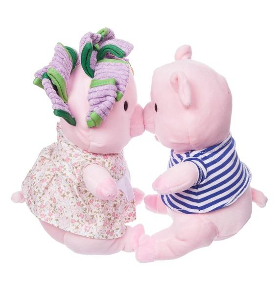 Музыкальная игрушка Влюбленная парочка – фото № 4