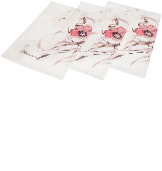 Комплект 3х полотенец Маковая симфония Blumarine – фото № 2