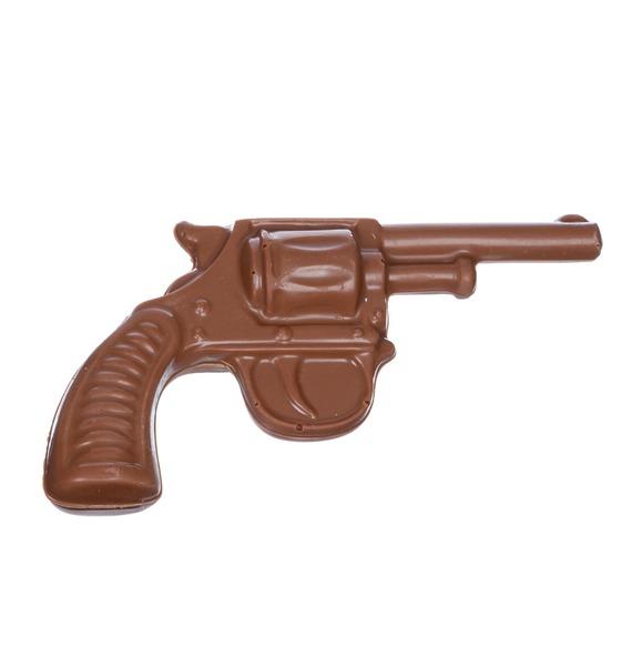 Шоколадная фигурка Наградной пистолет шоколадная фигурка заяц 60 г