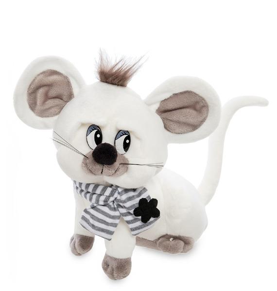 Мягкая игрушка Беленький мышонок игрушка