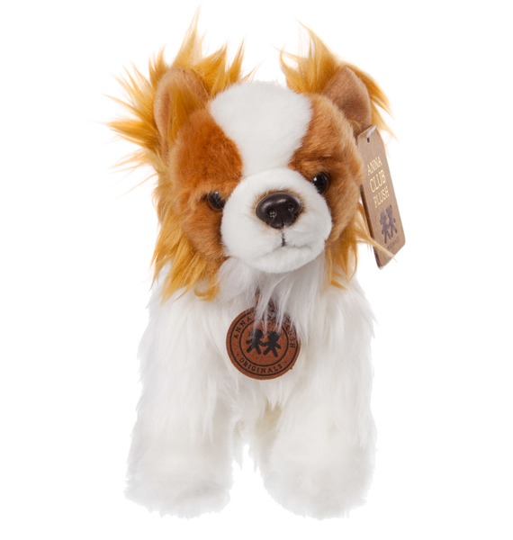 Фото - Мягкая игрушка Чихуахуа (19 см) мягкая игрушка мульти пульти 221606 221606