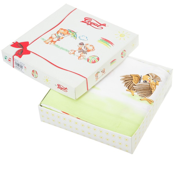 Комплект постельного белья Танцующие зверята комплект постельного белья meng yuan international 8013 1 8m 3d