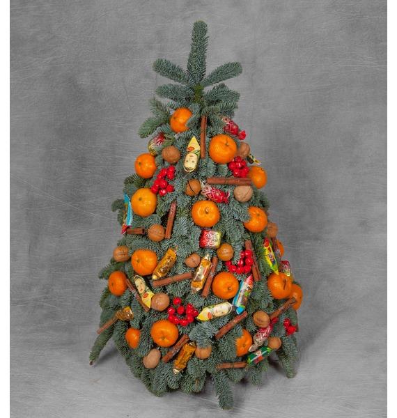 Ёлка Сладкий мандарин (35см, 80см, 150см) – фото № 1