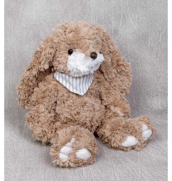 """Мягкая игрушка """"Заяц Габби"""" (23 см) игрушка мягкая заяц в розовой шубе 30 см"""