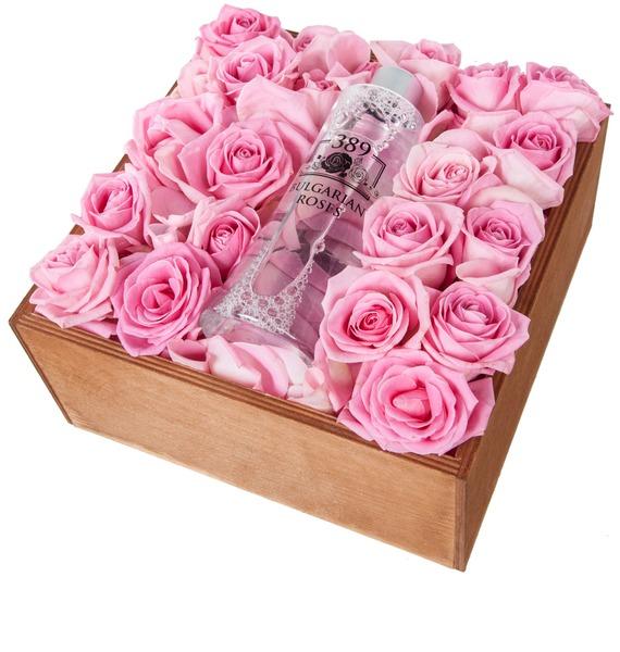 Подарочный набор Розовая вода