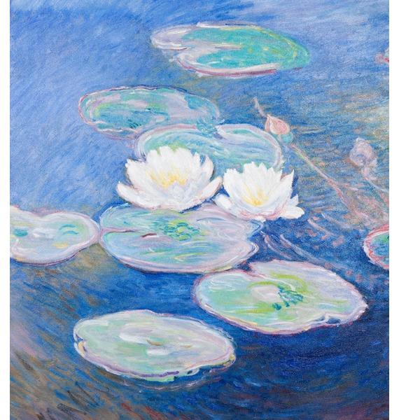 Картина К. Моне Водяные лилии (95х75см.) – фото № 2