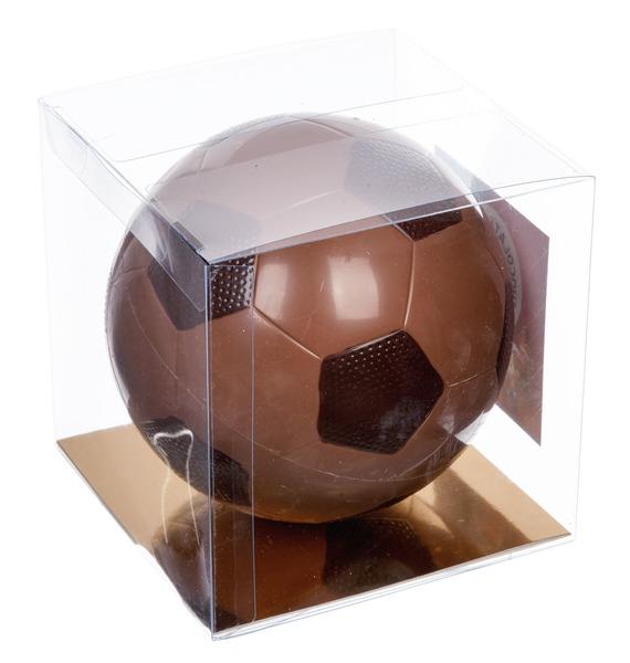 Шоколадная фигура Футбольный мяч – фото № 2