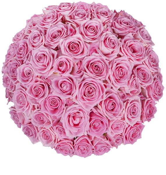 Букет роз Мечта (25, 51 или 75) – фото № 5