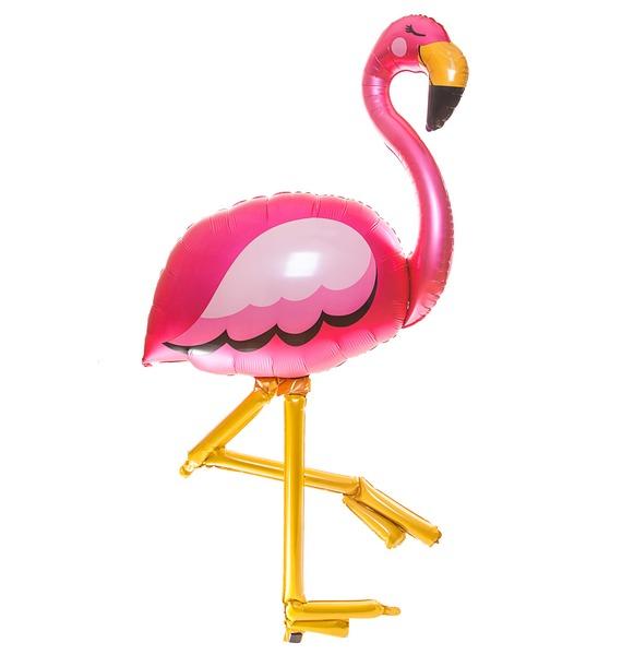 "Ходячая Фигура ""Фламинго"" (173 см) цена 2017"