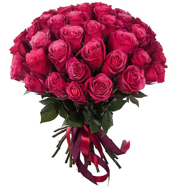 Букет роз Cherry букет перемена