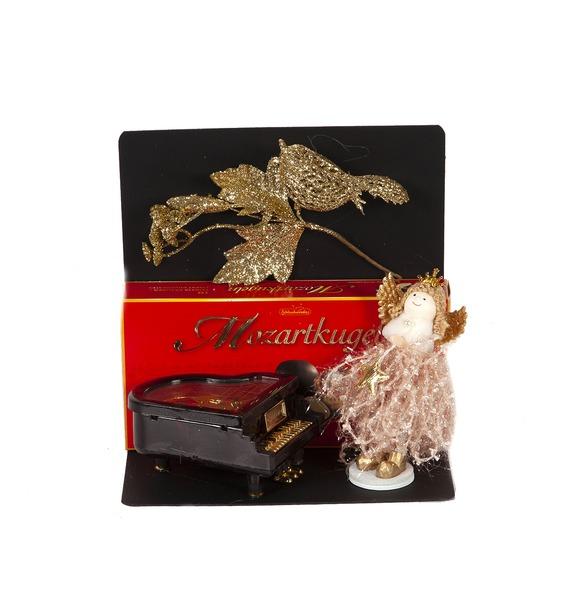 Набор шоколадных конфет Mozart Фея цена