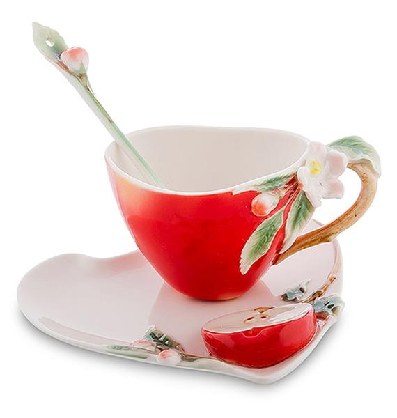 Чайная пара Яблоко (Pavone)