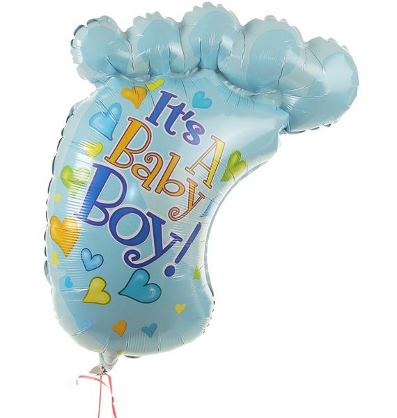 Воздушный шар Это мальчик! (97см) воздушный шар qp 2 0431