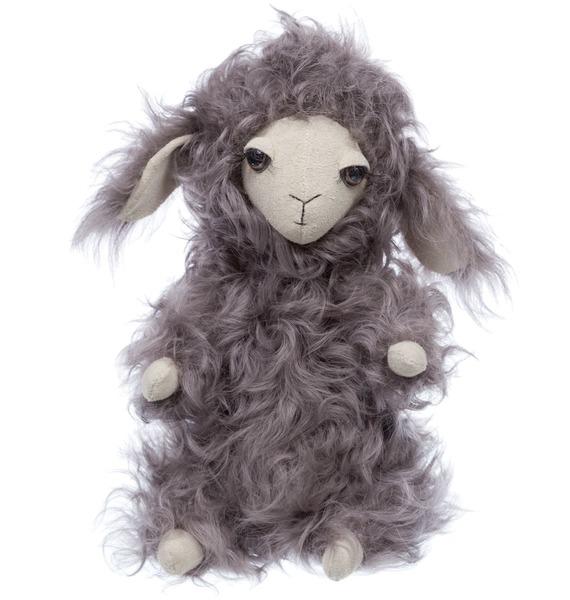 "Игрушка ручной работы ""Овечка Бяша"" игрушка грелка cozy plush овечка cp she 1"