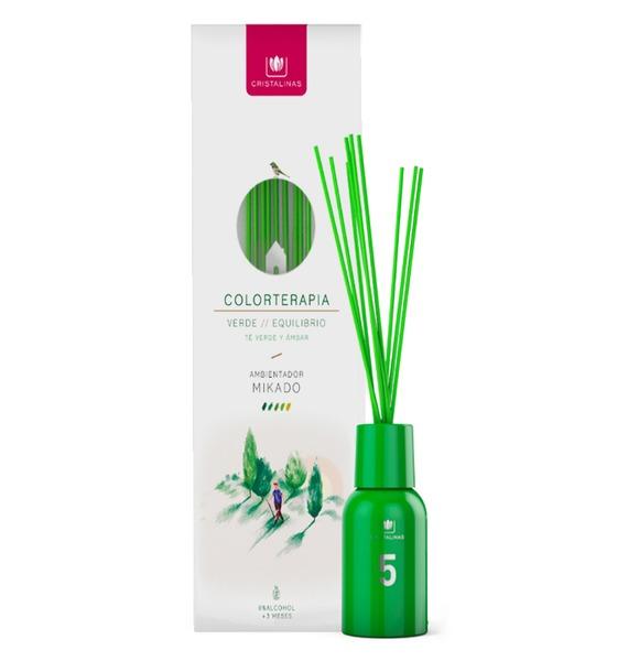 Арома-диффузор для жилых помещений с ароматом ландыша и зелени 125мл.