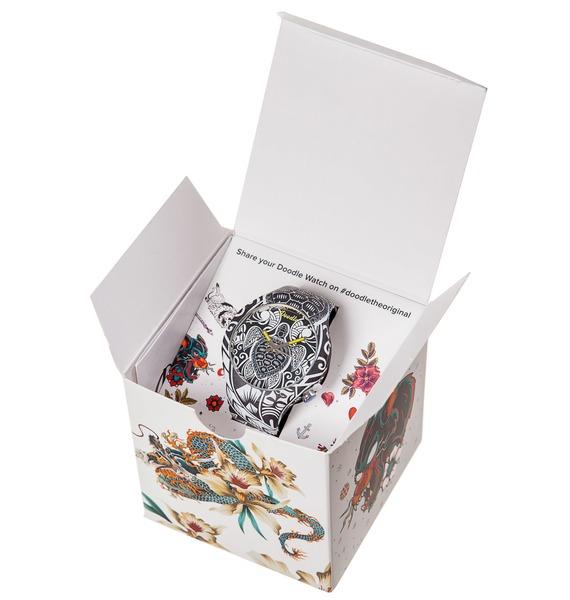 Часы Doodle Черепахи Маори – фото № 5