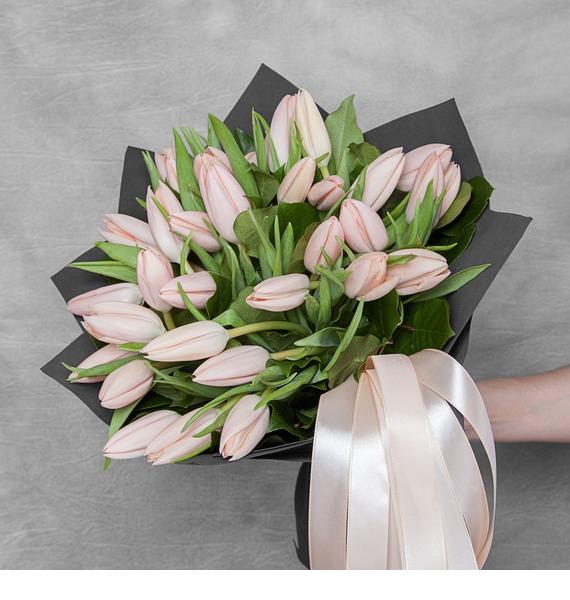 Букет из тюльпанов Thijs Boots – фото № 5