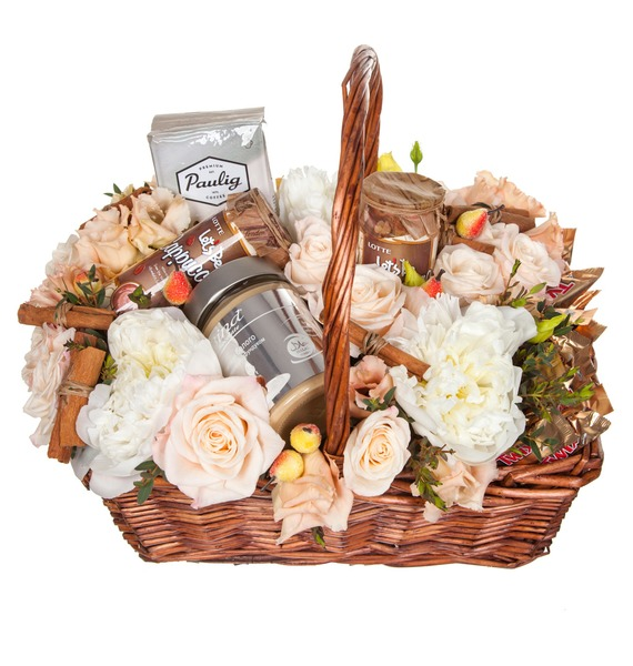 Gift basket Sweet morning – photo #5