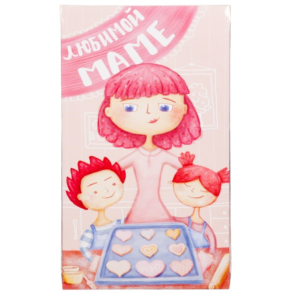 Чай Любимой маме часы автомобильные carpin gt 39193