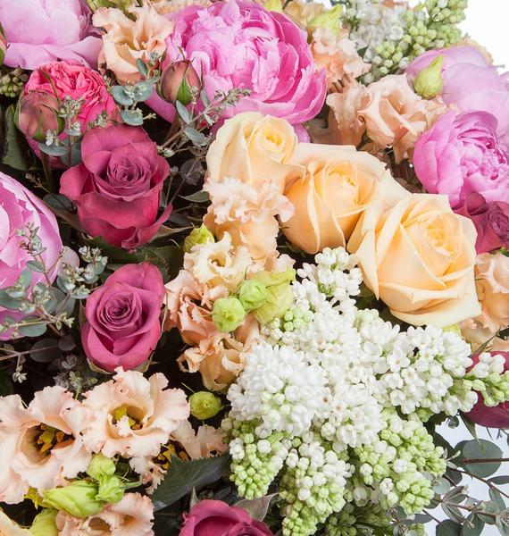 Композиция Бал цветов – фото № 4