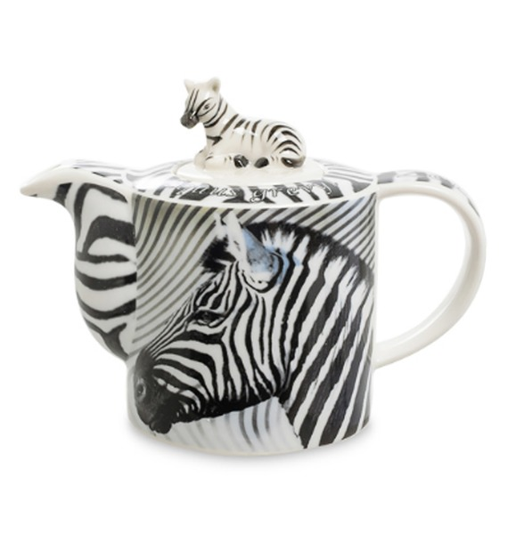 Заварочный чайник Зебра (Cardew design) gt