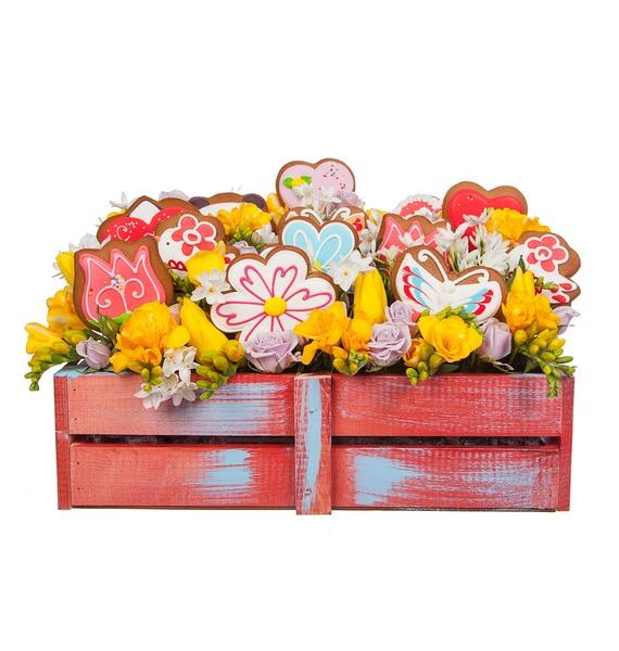 Подарочный набор Весна в душе – фото № 4