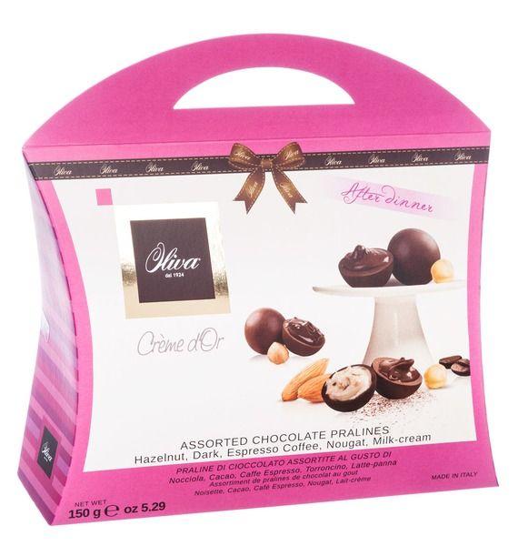 Шоколадные конфеты Creme dOr