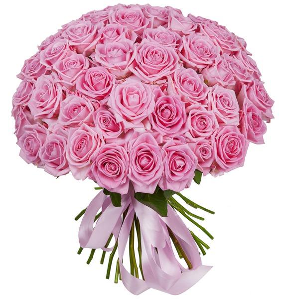 Букет роз Мечта (25, 51 или 75) – фото № 1