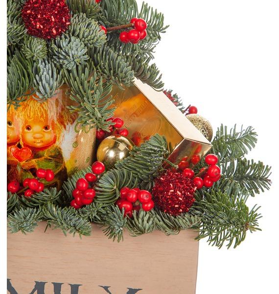 Подарочная коробка Любовь в доме – фото № 2