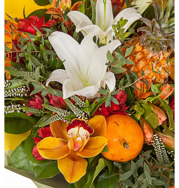 Bouquet Tropical taste – photo #3