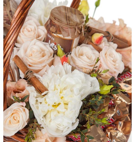 Gift basket Sweet morning – photo #2