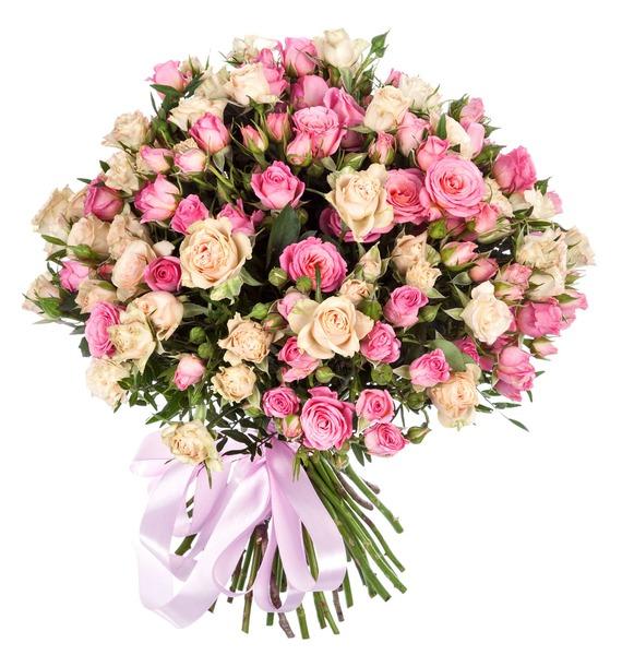 Букет Тихая гавань (25, 35, 51 роза) – фото № 5