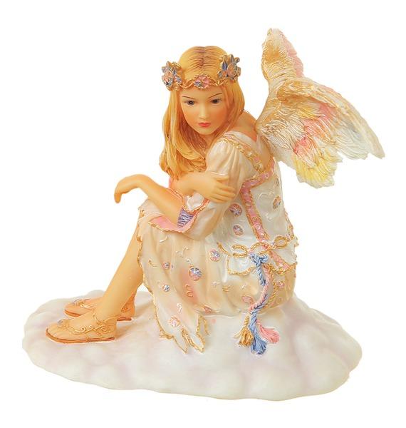 Статуэтка Ангел статуэтки и фигурки artevaluce статуэтка веселая семейка 13х24х34 см