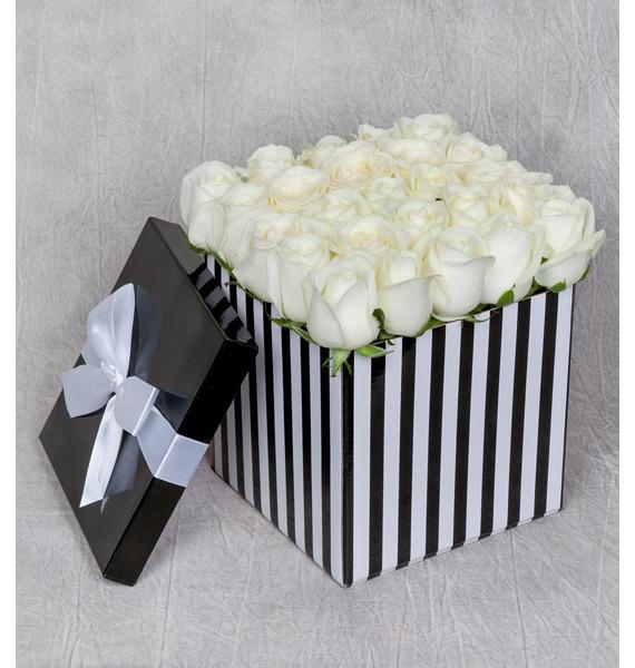 Композиция Стильный подарок композиция новогодний подарок
