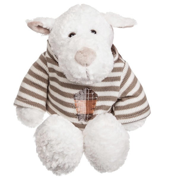 Фото - Мягкая игрушка Бобби (30 см) мягкая игрушка мамонт 20 см