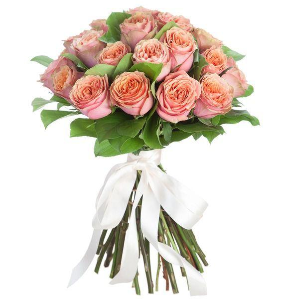 Букет роз Wild Look (25, 51 или 101 роза) – фото № 2