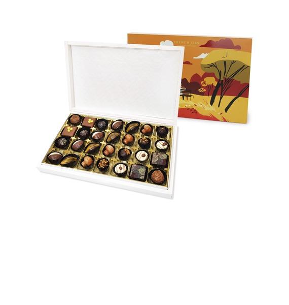Шоколадный набор Осенние краски осенние сумерки