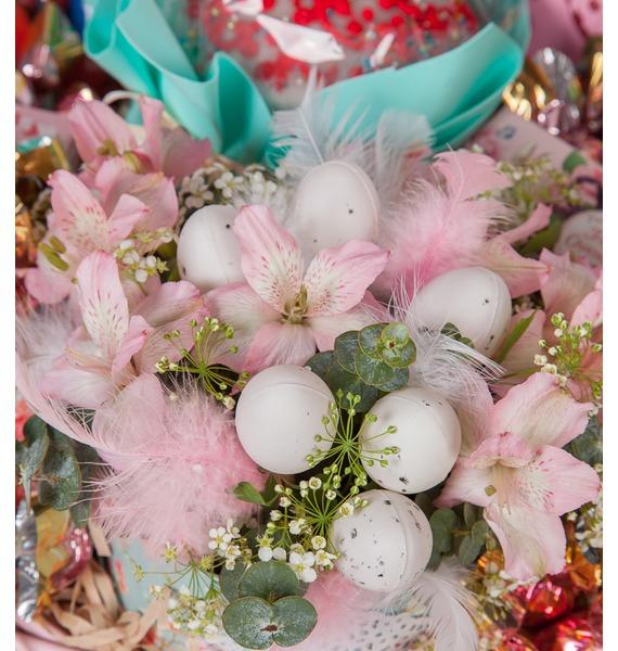 Подарочная корзина Улыбка апреля – фото № 3