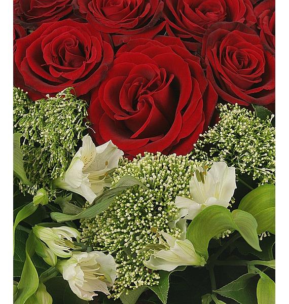 Большой букет роз для любимой фото — photo 4