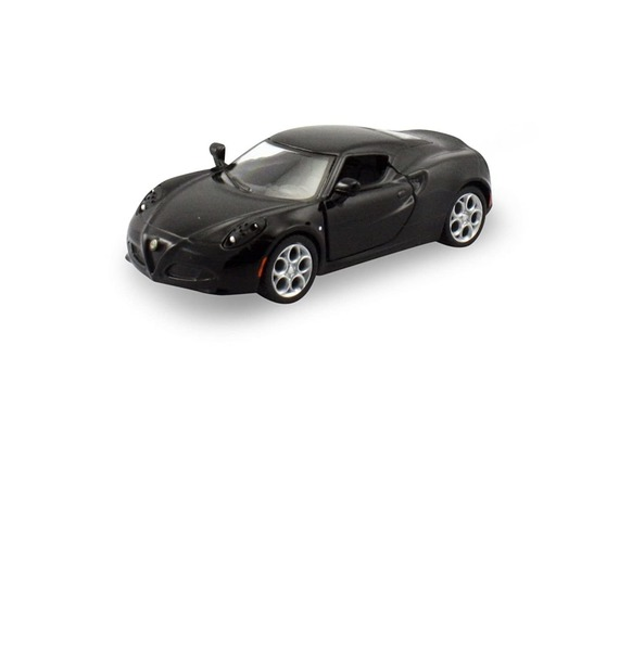 Модель автомобиля Alfa Romeo 4C 2013