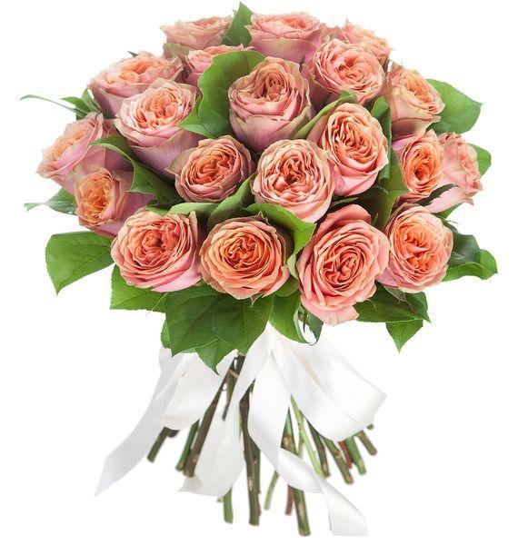 Букет роз Wild Look (25, 51 или 101 роза) – фото № 1